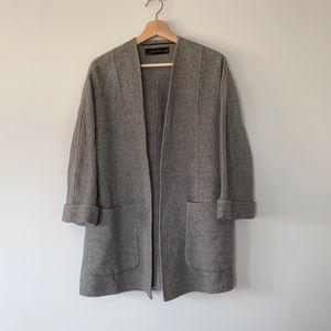 Zara Light Wool Jacket